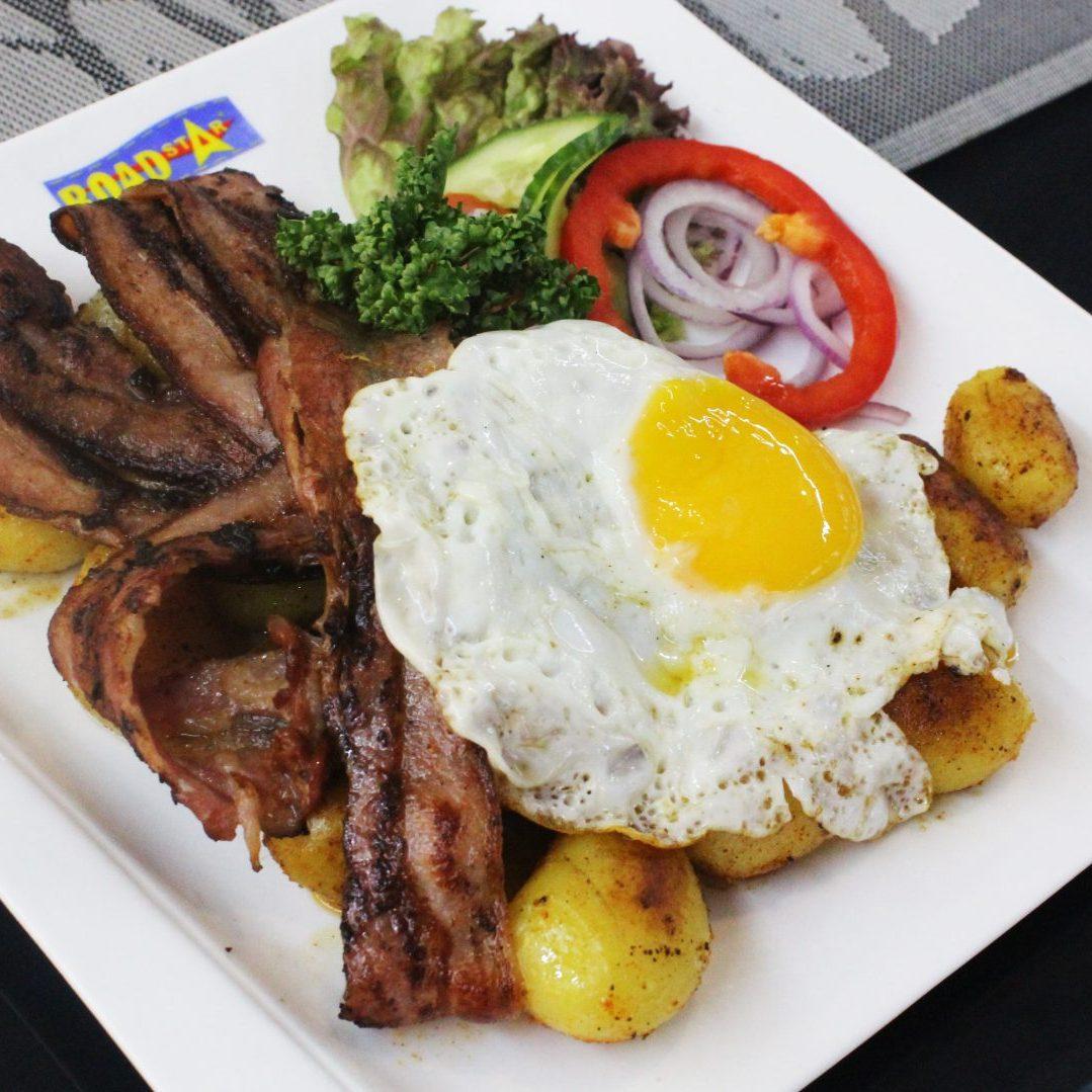 Ägg & Bacon
